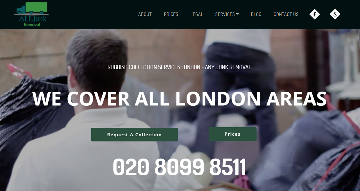All Junk Removals: Professional Waste Removals Services Company